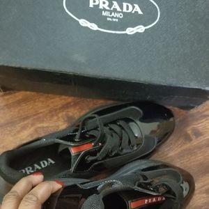 Prada Sneakers, Mens 9.5